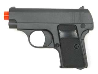 GALAXY G1 HEAVY METAL AIRSOFT PISTOL GUN BLACK COLT 25