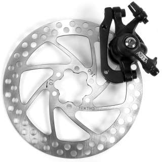 TEKTRO AQUILA MECHANICAL DISC BRAKE REAR MOUNTAIN MTB 160MM CALIPER