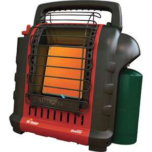 Mr Heater F232000/MH9BX Portable Buddy Propane Heater 4000/9000 BTU