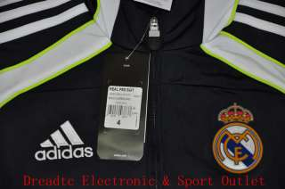 Adidas Real Madrid 2010 2011 Soccer Football Training Presentation