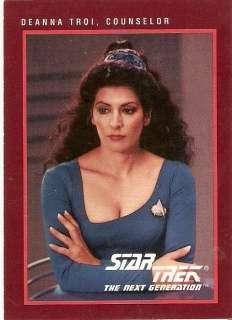 1991 25th Anniversary Star Trek Cards 1 310, You Pick 5