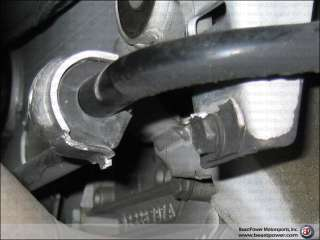 BMW E39 M5 540 530 BeastPower Rear Sway Bar Brackets
