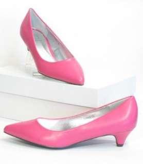 Damen Schuhe Pumps pink  Schuhe & Handtaschen