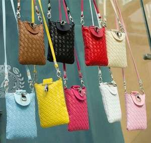 New Purse Lipstick Coin Case Cell Phone Case Mobile Bag iPhone 4S