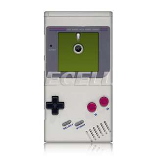 NINTENDO GAME BOY ORIGINAL CLASSIC HARD BACK CASE FOR NOKIA LUMIA 800