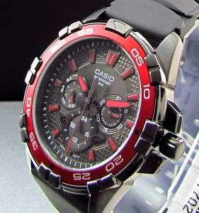Casio F1 Red Bull Race Team Sport Watch MTD 1069B 1A2