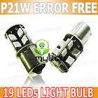 car rear signal indicator light bulbs canbus led high p