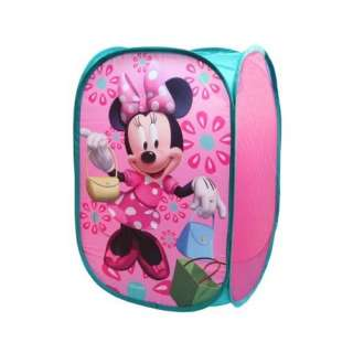 DISNEY MINNIE MOUSE MICKEY SPOTS POP UP ROOM TIDY GIFT 5027417018850