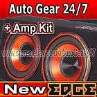 Edge Bass 12 Inch EDB12TA Twin Active Subwoofer Sub Box