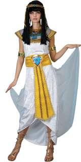 Cleopatra Egyptian Princess Fancy Dress Costume