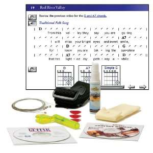 eMedia Guitar Accessory Kit Musical Instruments
