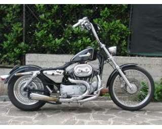 Harley davidson 883 sportster custom a Varese    Annunci