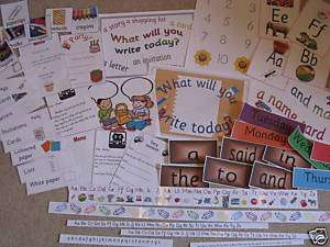 Writing teaching resource phonics  KS1/ EYFS