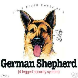 German Shepherd Funny Humorous Dog Design Tote Bag
