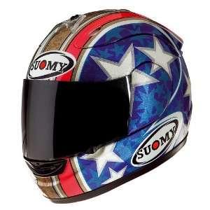 Suomy Spec 1R Extreme Hodgson 09 Motorcycle Helmet