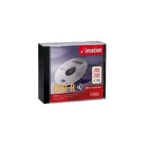 Imation Corp 10PK JEWEL 4X DVD R 4.7GB ( 17072