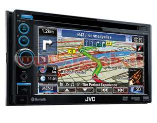 AUTORADIO JVC NAVIGATORE GPS SATELLITARE KW NT30 NT30E BLUETOOTH