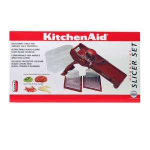 Brand New KitchenAid Kitchen Aid Mandoline Slicer Set