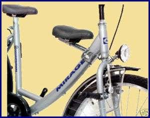 Kindersitz Set für Damen City Fahrräder KS CIT 00