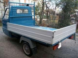 Piaggio APE Tm703V con Volante Epoca RCA 100Euro/Annue