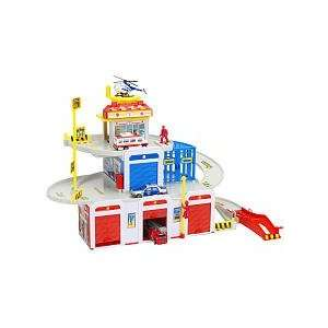 Fast Lane Rescue Center Playset   Toys R Us Exclusive
