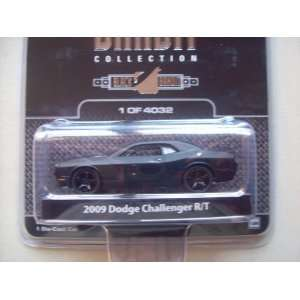 Greenlight Black Bandit R4 2009 Dodge Challenger R/T Toys
