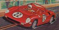 FERRARI 275P 132 Kit Slot Car Kit with Finished Body & 27 pieces RMX