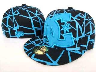 New Era Cappello DC cap, hat, baseball, hip hop, rap 7 3/8   59 CM