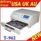 962 infrared ic heater reflow wave oven bga t962