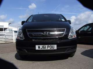 Hyundai iLoad Kombi Van & Sport Kombi Crew Cab Double