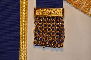 Masonic Craft Provincial Dress Lambskin Apron & Collar
