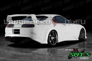 TOYOTA SUPRA VS OVER WIDE ARCHES FENDERS FLARES BODYKIT body kit
