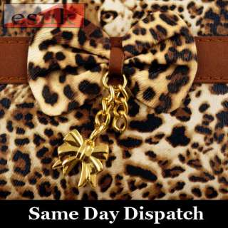 Womens/Ladies LEOPARD ANIMAL PRINT Purse High Quality*