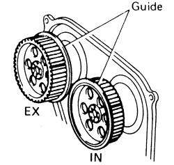 Repair Guides  Engine Mechanical  Timing Belt, Pulleys, Cover And