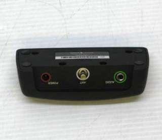 Sirius XM Satellite Radio Dock and Play Home Kit XADH1 Cut Antenna
