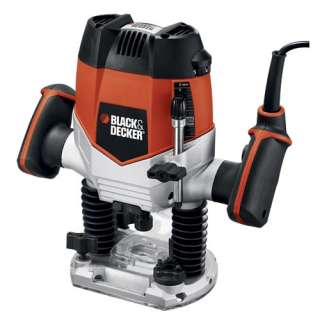 Black & Decker 10Amp Variable Speed Plunge Router RP250