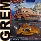 disney cars 2 grem