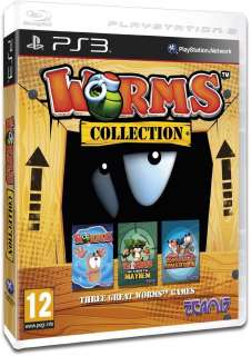 Worms Collection   Compare Prices   PriceRunner UK