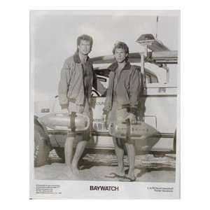 David Hasselhoff & Parker Stevenson Original Baywatch TV