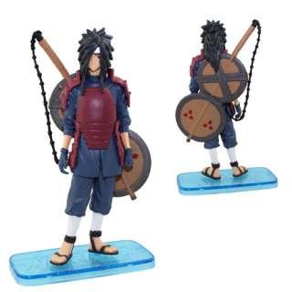 4x NARUTO Uzumaki SASUKE Madara Itachi Figure Set