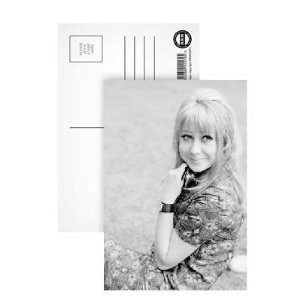 Felicity Kendal   Postcard (Pack of 8)   6x4 inch   Art247