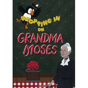 Dropping in on Grandma Moses Animated Film, Tom and