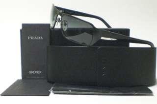 PRADA SPR 52F SPR52F BLACK 1BO 3M1 AUTH. SUNGLASSES