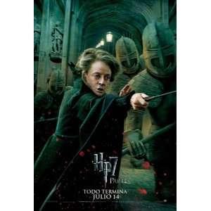 Radcliffe Helena Bonham Carter Alan Rickman Tom Felton