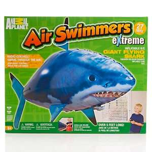 Animal Planet Air Swimmers Radio Controlled Giant Shark