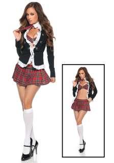 Uniform Costumes School Girl Costumes Super Sexy School Girl Costume