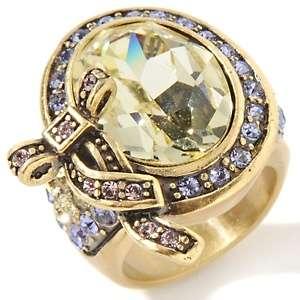 Heidi Daus Cluster Bow Design Ring