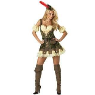 Racy Robin Hood Elite Adult Costume, 32516