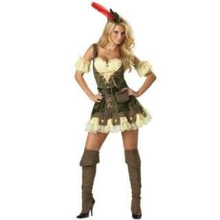 Racy Robin Hood Elite Adult Costume, 32516