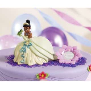 Disney Princess and the Frog Cake Topper Ratings & Reviews